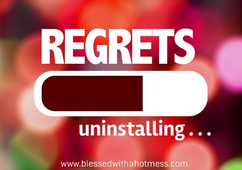 Breaking the Cycle – Regret Less, Live More